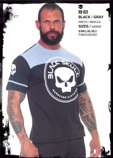 Normaalipaksuinen v-aukkoinen miesten t-paita