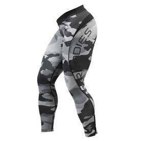 Better Bodies Camo Long Tights Housut - Better Bodies housut - 00540 - 1