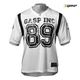 GASP - Football Jersey, White - GASP t-paidat - 01400 - 1