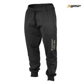 GASP - Throwback Sweatpants, Wash Black - GASP housut - 01820 - 1