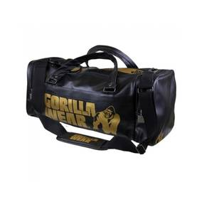 Gorilla Wear - Gym Bag Gold Edition, Black/Gold - Gorilla Wear varusteet - 01930 - 1