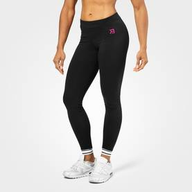 Better Bodies - Gracie Leggings, Black - Better Bodies housut - 06070 - 1