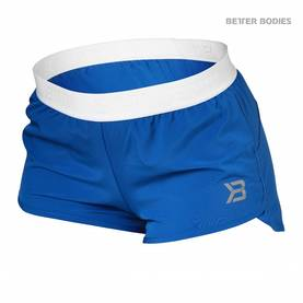 Better Bodies - Madison Shorts, Strong Blue - Better Bodies shortsit - 06340 - 1