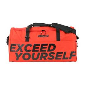 Exceed Yourself Gym Bag.Prozis. Red/Black - Treenikassit ja -laukut - 06370 - 1