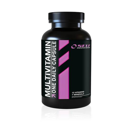 Multivitamin Daily Care 120tab.Self Omninutrition - Monivitamiinit - 00420 - 1
