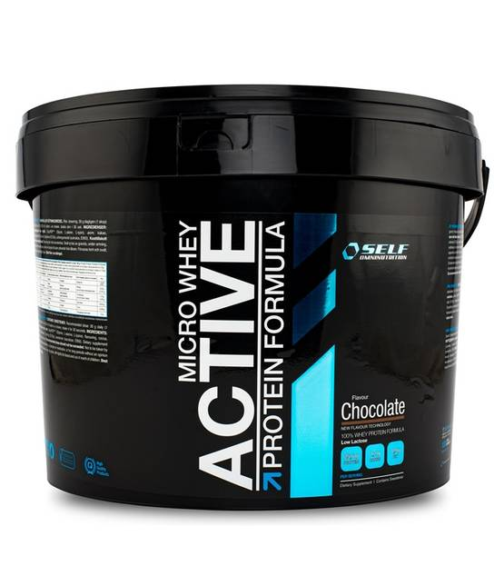 Micro Whey Active Self Omninutrition - Heraproteiinit - 002014-00 - 1