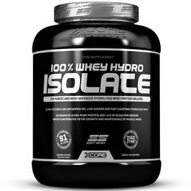 100% Whey Hydro Isolate SS, 2000g.Xcore Nutrition - Heraproteiinit - 02561 - 1