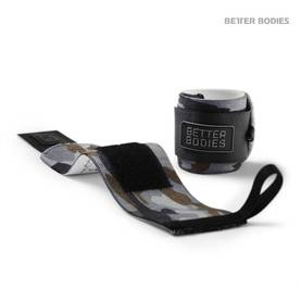 Better Bodies - Camo Wrist Wraps - Rannetuet - 02101 - 1