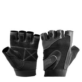 Better Bodies - Pro Lifting Glove, Black - Better Bodies varusteet - 00721 - 1