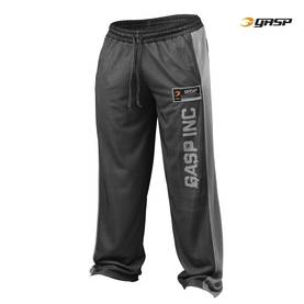 GASP - No1 Mesh Pant, Black/Grey - GASP housut - 00031 - 1