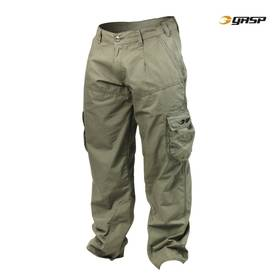 GASP - Street Pant, Wash Green - GASP housut - 00651 - 1
