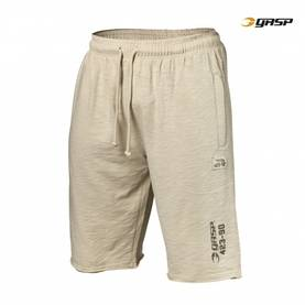 GASP - Throwback Sweatshorts, Cement - GASP shortsit - 01901 - 1
