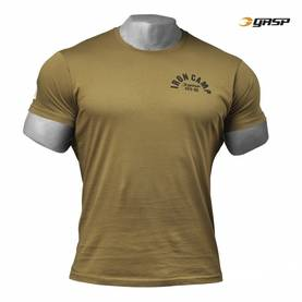 GASP - Throwback Tee, Military Olive - GASP t-paidat - 02531 - 1