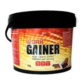 Work Gainer 4kg.PPS Nutrition - Massanlisääjät - 00971 - 1