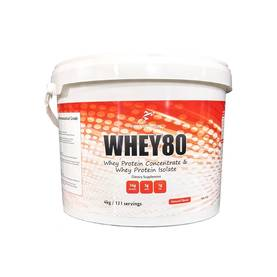 PPS Whey80 4kg.PPS Nutrition - Heraproteiinit - 01151 - 1