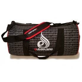 Ryderwear - Gym Bag, Black / Red - Ryderwear laukut ja kassit - 02581 - 1