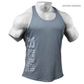 Better Bodies Symbol Printed T-Back treenitoppi - Better Bodies tank topit - 01512 - 1