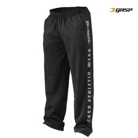 GASP - Jersey Training Pant, Black - GASP housut - 00712 - 1