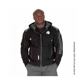 Gorilla Wear - 82 Jacket, Black - Gorilla Wear hupparit ja takit - 01852 - 1