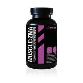 Muscle ZMA Self Omninutrition Vitamiinit - Vitamiinit - 00422 - 1