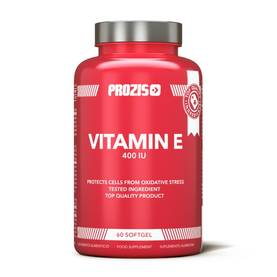 Vitamin-E 400IU, 60 softgels.Prozis Foods - Vitamiinit - 02522 - 1