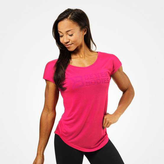 Better Bodies Gracie Tee treenipaita - Better Bodies t-paidat - 06072 - 1
