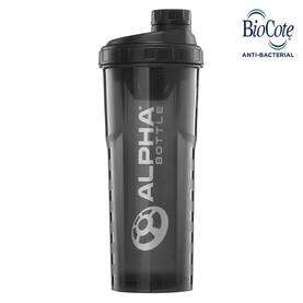 Alpha Bottle 1000ml, Smoke Black.Alpha Designs - Shakerit - 02693 - 1