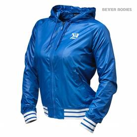 Better Bodies - Madison Jacket LIMITED, Strong Blue - Better Bodies hupparit ja takit - 02463 - 1