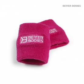 Better Bodies - Wristband, Hot Pink - Better Bodies varusteet - 01903 - 1