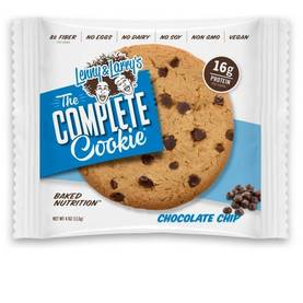Complete Cookie, 113g.Lenny & Larry's - Proteiinikeksit - 00373 - 1