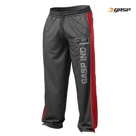 GASP - No1 Mesh Pant, Black/Red - GASP housut - 00033 - 1