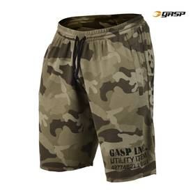 GASP - Thermal Shorts, Green Camoprint - GASP shortsit - 01063 - 1