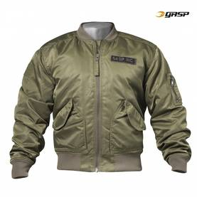 GASP - Utility Jacket, Washed Green - GASP hupparit ja takit - 02223 - 1