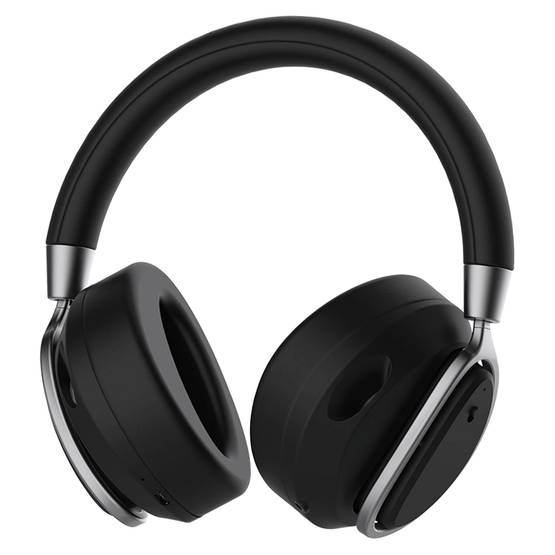 DeFunc - BT Mute Headphone Plus, Black - Langattomat kuulokkeet - 06403 - 1