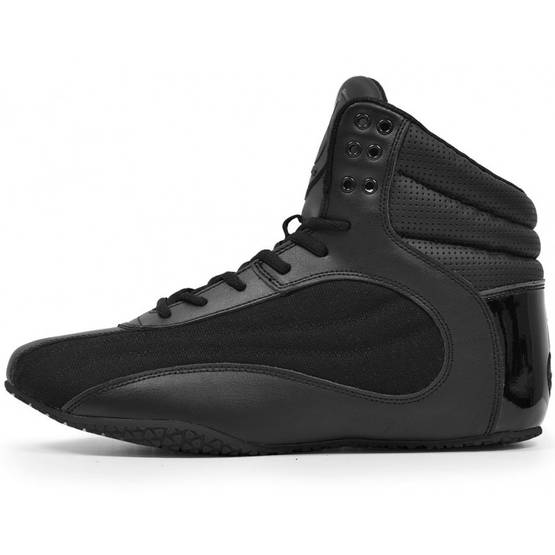 Ryderwear - D-Mak Shoes, Black Out - Ryderwear kengät - 02573 - 1