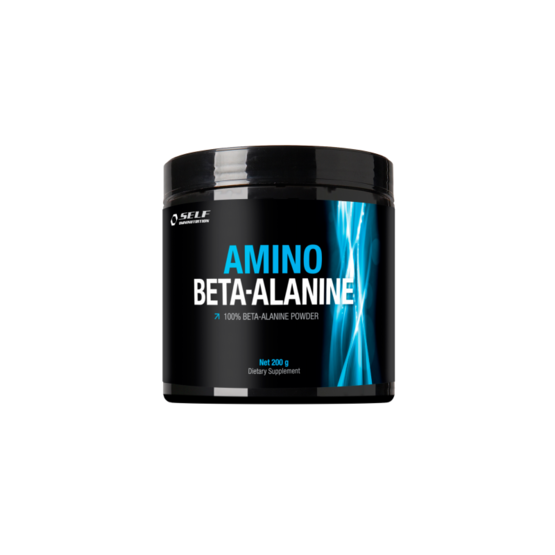 Beta-Alanine 200g.Self Omninutrition - Beeta-alaniini - 00423 - 1