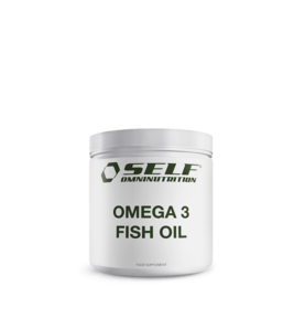 Active Marin Omega-3 280 kaps.Self Omninutrition - Omega-3 - 00404 - 1