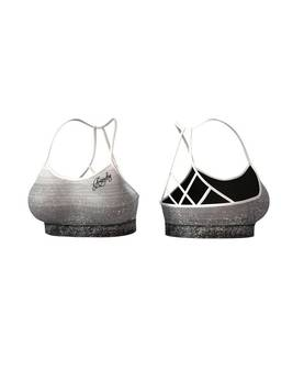 Anarchy Apparel Stripes MF Yoga Bra treenitoppi - Anarchy Apparel topit - 07394 - 1