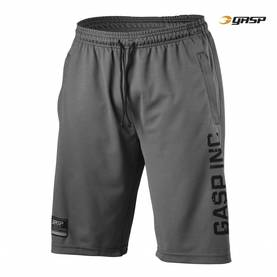 GASP - No.89 Mesh Shorts, Grey - GASP shortsit - 02824 - 1