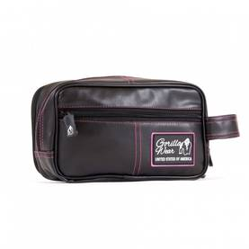 Gorilla Wear - Toiletry Bag, Black/Pink - Gorilla Wear varusteet - 06374 - 1
