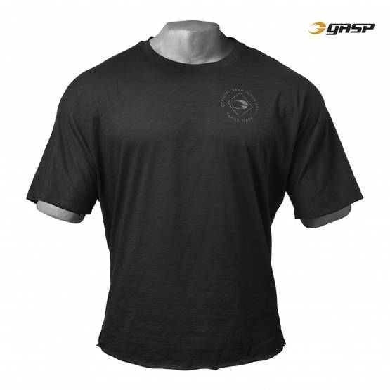GASP - The Sequel Tee, Washed Black - GASP t-paidat - 02844 - 1