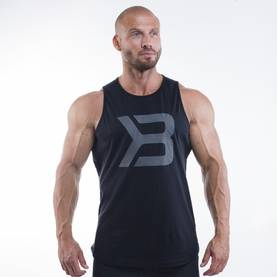 Better Bodies - Brooklyn Tank, Black - Better Bodies tank topit - 02855 - 1