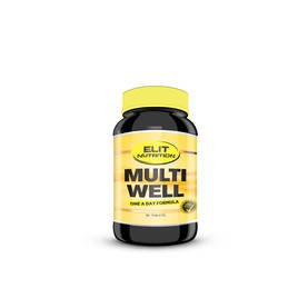 Multi well ELIT Nutrition monivitamiini - Vitamiinit - 06165 - 2