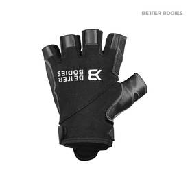 Better Bodies - Pro Gym Glove, Black/Black - Treenihanskat - 01696 - 1