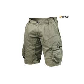 GASP - Street Shorts, Wash Green - GASP shortsit - 00226 - 1