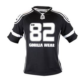 Gorilla Wear - Athlete Tee , Black/White - Gorilla Wear t-paidat - 01836 - 1