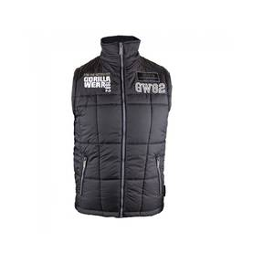 Gorilla Wear - Body Warmer GW82, Black - Gorilla Wear hupparit ja takit - 02146 - 1
