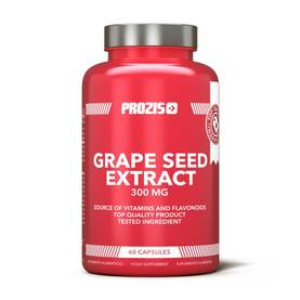Grape Seed Extract 300mg, 60kaps.Prozis Foods - Lihaskasvu - 02526 - 1