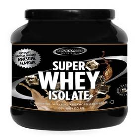 SuperMass - Super Whey Isolate, 1300g - Heraproteiinit - 02246 - 1