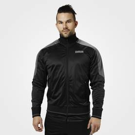 Better Bodies - Brooklyn Track Jacket, Black - Better Bodies hupparit ja takit - 06026 - 1
